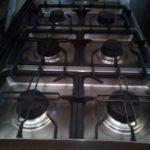 Cucina a fuochi
